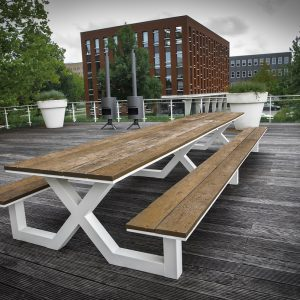 Picknicktafel Millboard